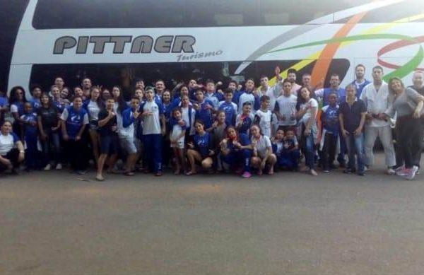 Judocas da Academia Randori/Guairacá classificam-se para o Campeonato Brasileiro