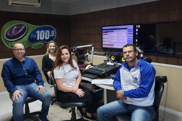Programa na Rádio T destaca a trajetória e as conquistas da Randori/Guairacá de Judô