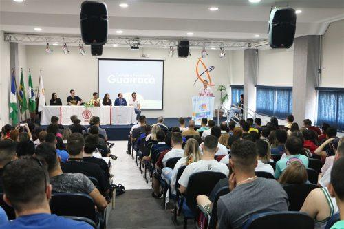 Faculdade Guairacá sedia Assembleia Distrital do Rotaract Club