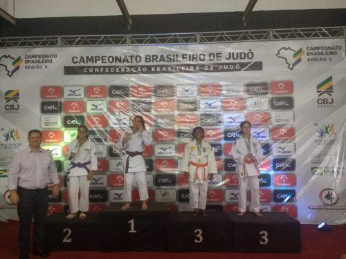 Judocas da Randori/Guairacá conquistam medalhas no Campeonato Brasileiro