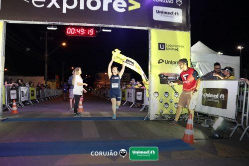 Atletas da Guairacá sagram-se campeãs na corrida Corujão Unimed