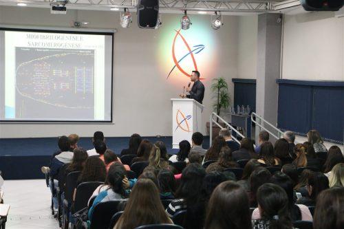 I Encontro Científico da Região Centro-Sul da Abrafito reúne profissionais e alunos na Guairacá