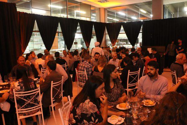 Faculdade Guairacá reafirma parceria com Unicentro durante jantar comemorativo