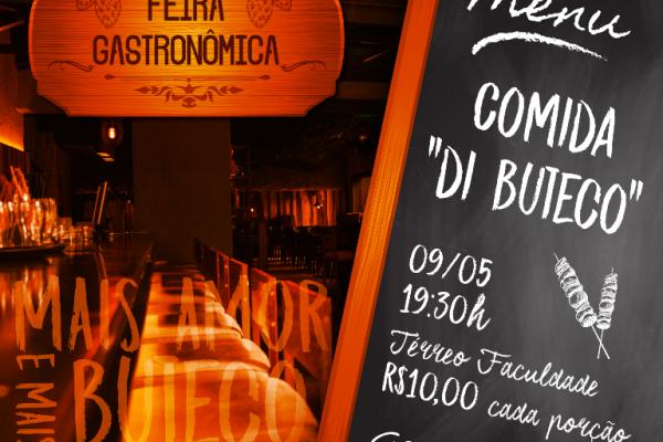 Faculdade Guairacá realiza 1º Festival Gastronômico 'Comida di Buteco'