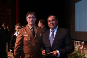 Diretor Geral da Guairacá é homenageado em trigésimo aniversário do 16º BPM