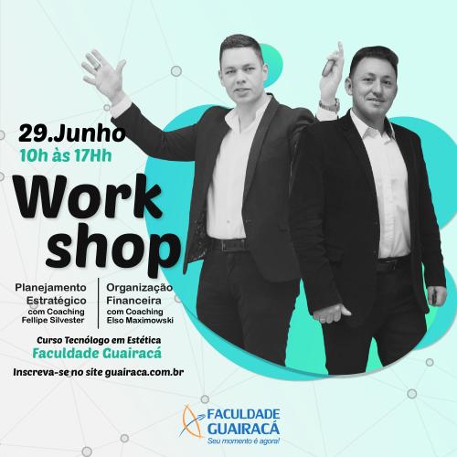 Guairacá promove workshop sobre planejamento estratégico e organização financeira