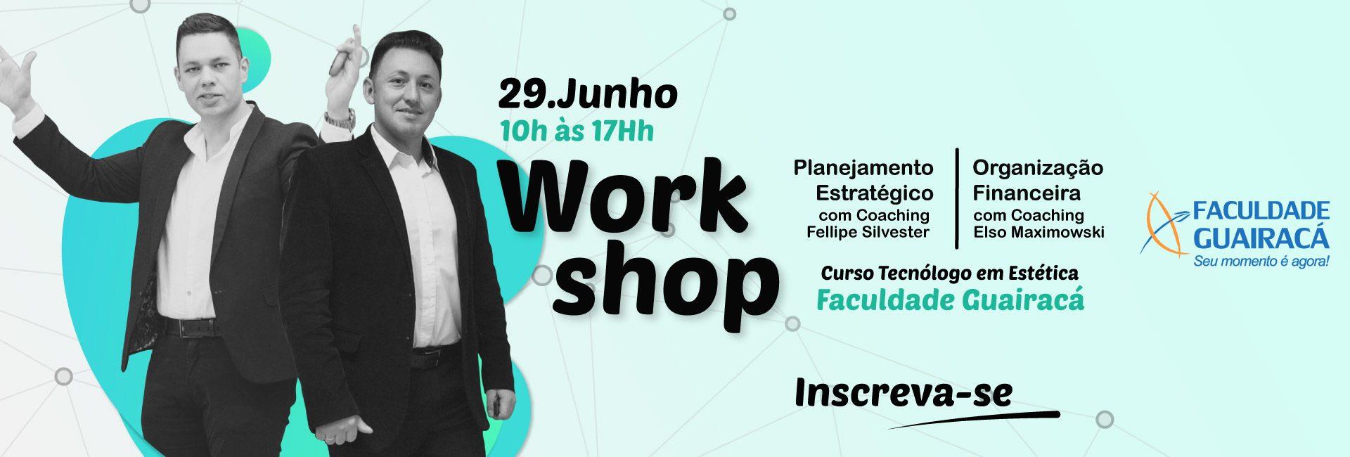Workshop planejamento estratégico