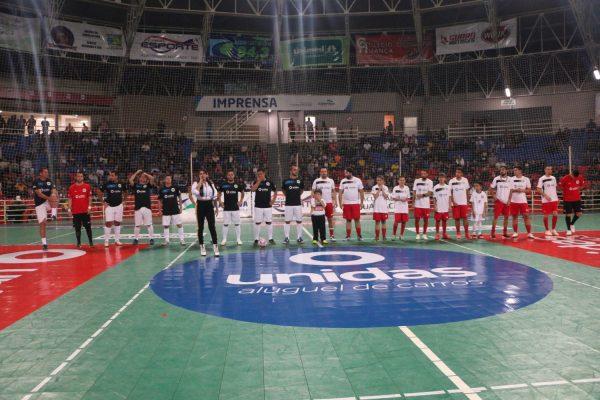Jogo do Rei: Guarapuava recebe melhor jogador de futsal do mundo