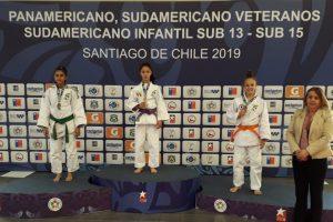 Atletas da Randori/Guairacá se destacam em Campeonato Sul-Americano de Judô