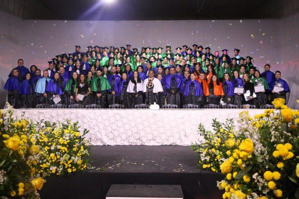 Em cerimônia, Guairacá outorga grau aos formandos do primeiro semestre de 2019
