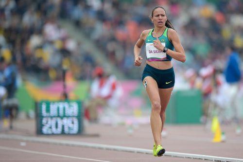 Atleta da Guairacá, Tatiane Silva fica entre as melhores nos Jogos Pan-Americanos