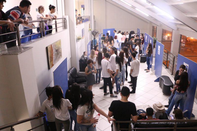 Exposição na Guairacá traz curiosidades sobre astronomia e composição do universo