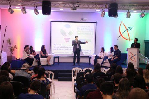 Sustentabilidade e inovação marcam primeiro dia da IV Semana de Estudos na Guairacá