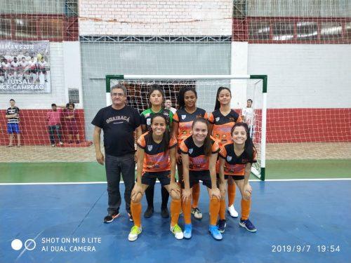 Equipe da Guairacá estreia com vitória na VI Copa Candói de Futsal Regional