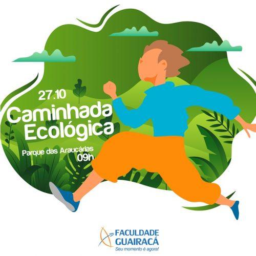 Caminhada Ecológica da Guairacá reforça importância da preservação ambiental