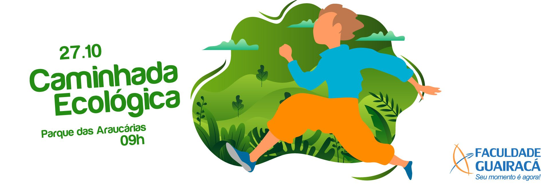 Caminhada Ecológica