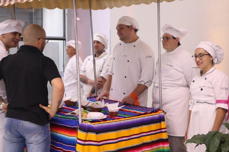 Festival reúne gastronomia, arte, cultura e música na Faculdade Guairacá