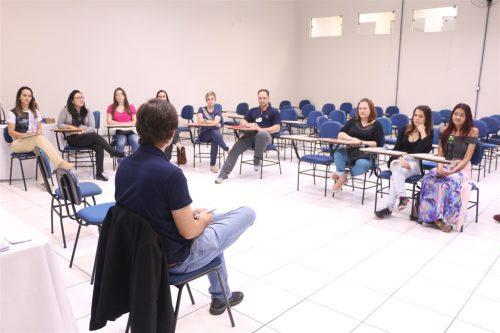 Mesas redondas marcam o segundo dia da Semana Integrada da Saúde na Guairacá