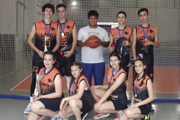 Campeonato 'Basquetebol 3×3: você com a bola' foi atração na Guairacá