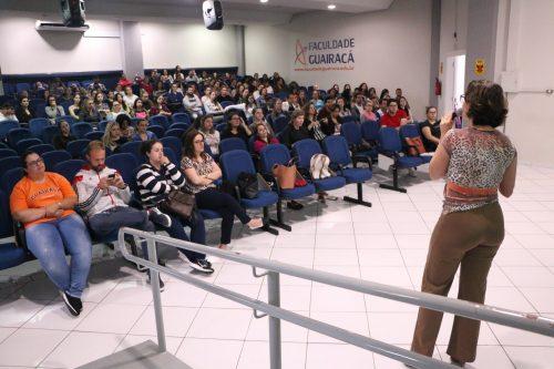 Fibromialgia pauta último estudo de caso do semestre na Guairacá