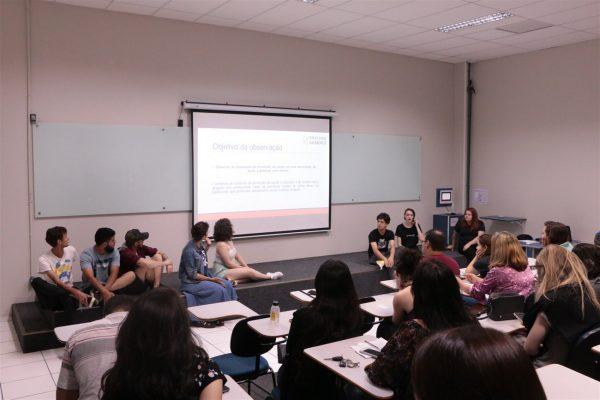 Acadêmicos de Psicologia da Guairacá concluem estágio em instituições de saúde