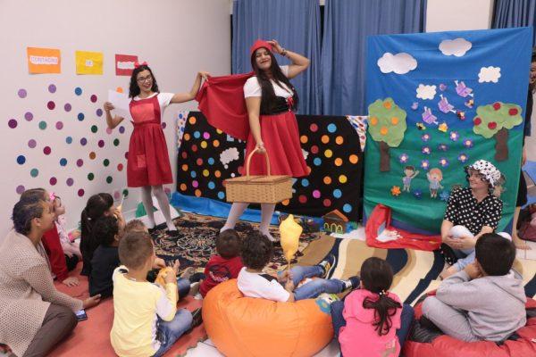 Noite do Brincar na Guairacá leva aprendizado, brincadeiras e diversão às crianças
