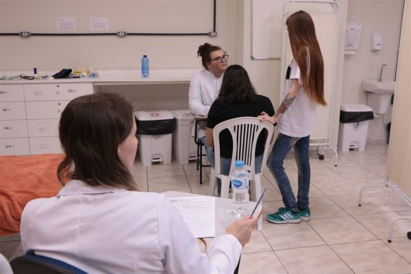 OSCE: acadêmicos de Enfermagem da Guairacá são avaliados em prova prática