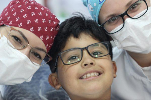 Odontopediatria: Clínica da Guairacá leva atendimento odontológico para bebês e crianças