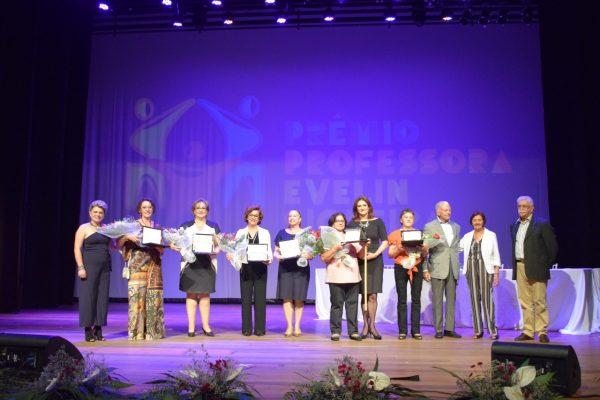 Faculdade Guairacá é parceira do Prêmio Professora Evelin Siqueira