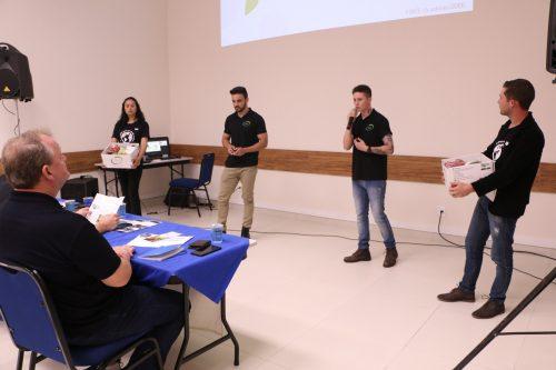 Em parceria com a Guairacá, programa incentiva a criação de novas startups em Guarapuava