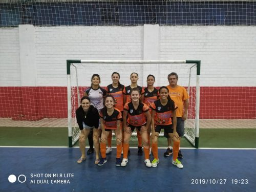 Futsal feminino da Faculdade Guairacá enfrenta última competição do ano