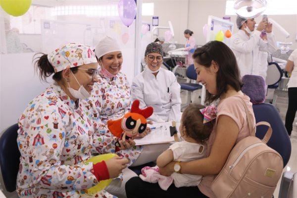 Clínica do Bebê tem sua inauguração nas Clínicas Integradas Guairacá