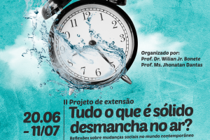Evento na UniGuairacá traz reflexões sobre as mudanças sociais no mundo contemporâneo