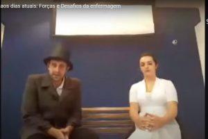 Egressa da UniGuairacá profere palestra virtual na Semana Brasileira de Enfermagem