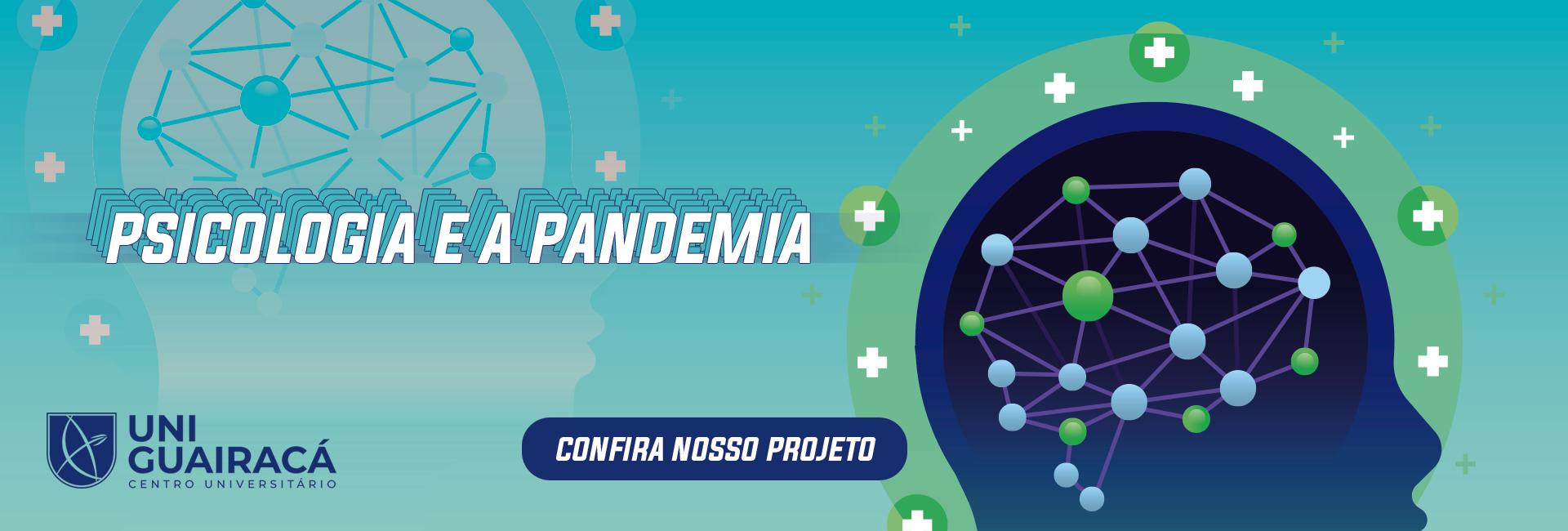 Psicologia e a Pandemia
