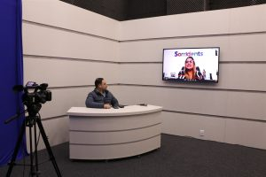 Live com Carla Sarni movimenta acadêmicos de Odontologia da UniGuairacá
