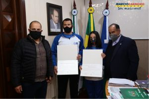 Randori/Guairacá recebe Moção de Aplausos pelo excelente trabalho na formação de atletas