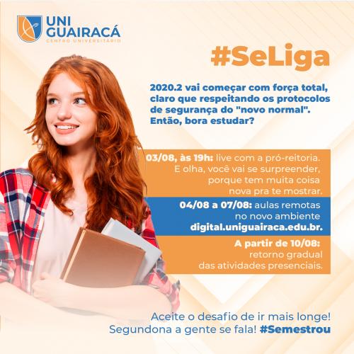 UniGuairacá prepara início do segundo semestre letivo
