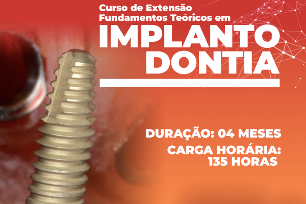 UniGuairacá abre inscrições para curso de extensão em implantodontia