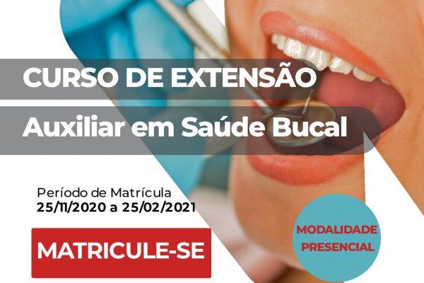 UniGuairacá oferta curso de extensão para 'Auxiliar em saúde bucal'