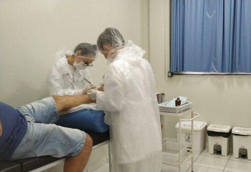 PoliClínica Guairacá traz serviço especializado no atendimento a lesões
